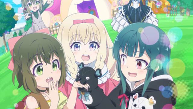 Kuma Kuma Kuma Bear TV Anime